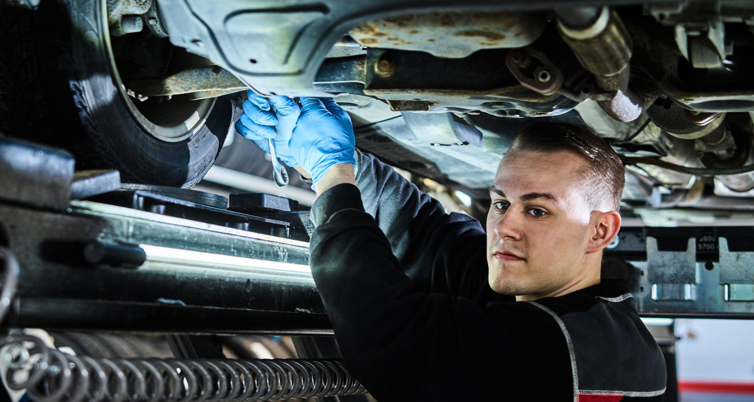 Bilreparation Vestegnens Autoteknik